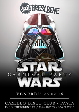 STAR WARS CARNIVAL PARTY