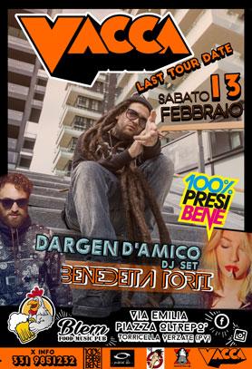 VACCA - DARGEN D'AMICO - 100% PRESI BENE