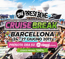 CRUISE BREAK 2017